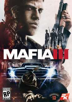 [Steam] Mafia III (Including Family Kick-Back  Pre Order Bonus) - £8.74 - HRKGame