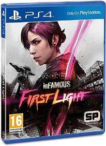 inFAMOUS: First Light (PS4) £7.95 (Prime) Amazon Lightning Deal