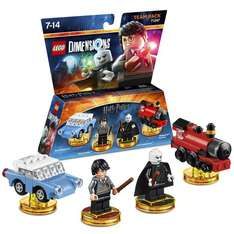 Buy 2, Get 3rd Free On LEGO Dimensions Fun, Team And Level Packs