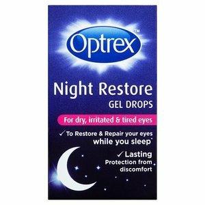 Optrex Night Restore Gel Drops - Superdrug