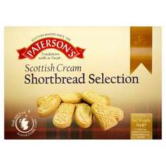 Paterson's 1kg Shortbread £2.50 at Iceland (Tuesday 13th Only)