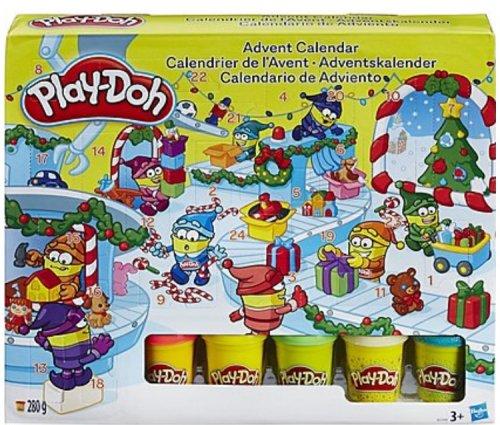 Play-Doh Advent Calendar £7.00 @ Asda Free C&C
