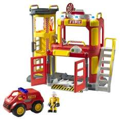 Teamsterz Fire Station less than half price £16 @ Tesco Direct (Free C&C)