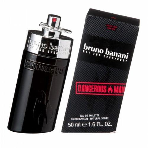 £10.20 Bruno Banani Dangerous Man Eau De Toilette 50ml + FREE CaC with code SORRY15 @thefragnanceshop.co.uk