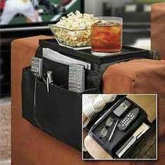Armchair organiser £4.99 delivered from Ebay / Think Price