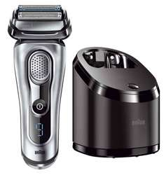 Braun Series 9 9095CC Men's Electric Foil Shaver Wet and Dry with Clean and Renew Charger £144.99 @ Amazon