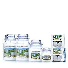 Yankee Candle 28 Piece Collection (Various Fragrances - 2 Large Jars, 1 Medium, 1 Small, 24 Tea Lights) Today's Special Value £39.96 + £5.95 P&P £45.91 @ QVC