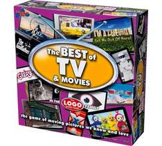 The best of tv and movies board game £12.49 @ Argos