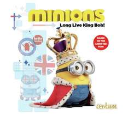 Minions books: 9p at Argos