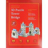 Build Your Own Tower Bridge Puzzle Set £3 free C&C @ The Works