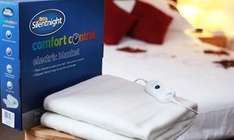 Silent night electric blanket was £45.99 now £18.98 Delivered @ Groupon
