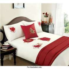 5 Piece Bed in a Bag Bed Set Kingsize £1 @ B&M