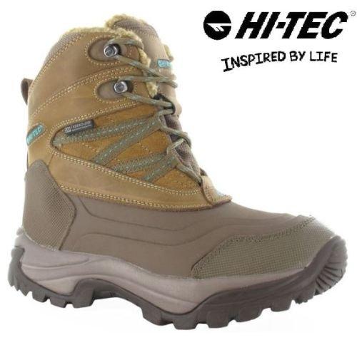 HI TEC SNOW PEAK 200 WATERPROOF THINSULATE THERMAL WARM WINTER BOOTS £23.95 greenway-boots / ebay