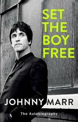 Johnny Marr - 'Set the Boy Free': hardback book Tesco instore - £7