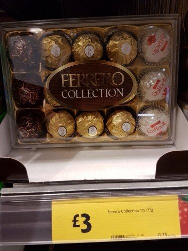Ferrero collection 175g for £3 @ Morrisons - Preston