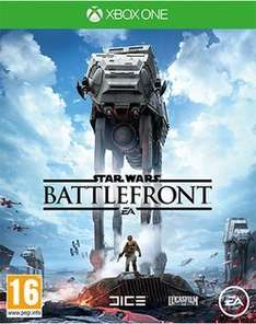 Star Wars: Battlefront (Xbox One) £7.99 Delivered (Pre Owned) @ GAME