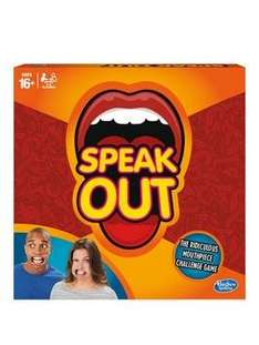 Speak Out IN STOCK for £13.99 @ VERY - free c&c