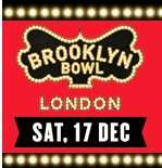Baylen Leonard's Holiday Hoedown at Brooklyn Bowl on Saturday 17th December Via SFF