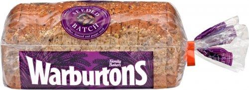 Warburtons Seeded Batch Bread (800g) was £1.50 now £1.20 @ Asda