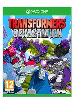 Transformers Devastation (Xbox One) £8.95 Delivered @ Base
