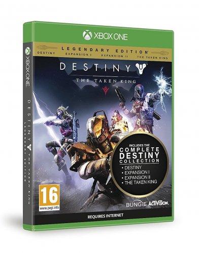 [Xbox One] Destiny - The Taken King - £13.85 - MyMemory