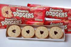 3 packs of Jammie dodgers for a £1 at Poundland