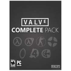 Valve Complete Pack (Steam) £12.59 (Using Code) @ Greenman Gaming