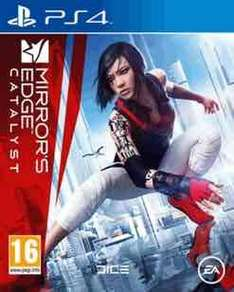 Mirrors edge catalyst (PS4/XB1) £14.99 preowned @ GAME
