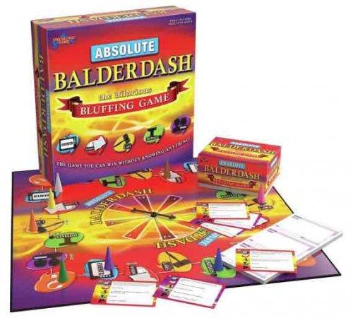 Absolute Balderdash Board Game - Half Price at Argos £14.99