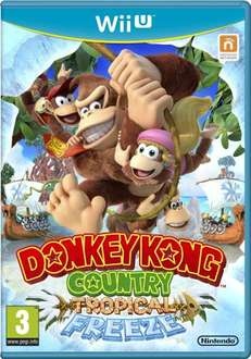 [Wii U] Donkey Kong Country: Tropical Freeze - £14.50 (Prime Early Access) - Amazon
