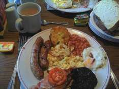Christmas Breakfast Bundle - All You Can Eat Cooked Breakfast + Unlimited Tea or Filter Coffee £5 @ Toby Carvery