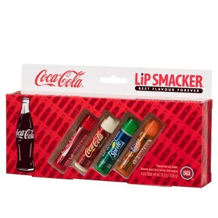 Coca-Cola Lip Smacker Set (4 Pack) £2.99 @ B&M