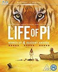Life Of Pi 4k hdr blu ray and ultraviolet copy - instore @ Tesco £8