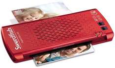 Swordfish A4 paper Laminator with 4 Rollers - £18.49 @Amazon