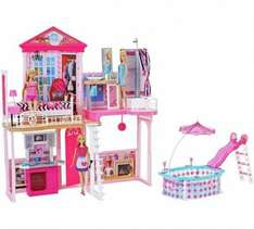 Complete Barbie Home Set half price £49.99 @ argos free c+c