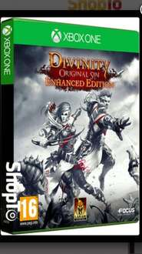 divinity original sin enhanced edition xbox one £12.85 @ shopto
