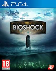 Bioshock The Collection (PS4/XB1) £19.99 @GAME