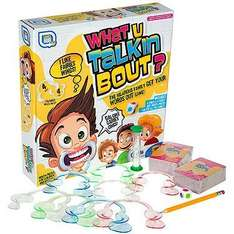 The Entertainer What u talkin bout alternative to speak out younger child's version £9.99