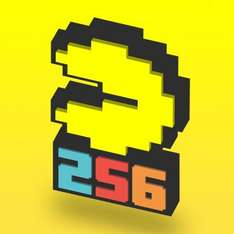 PAC-MAN 256 Endless Arcade Maze. Free Download On Amzon Appstore