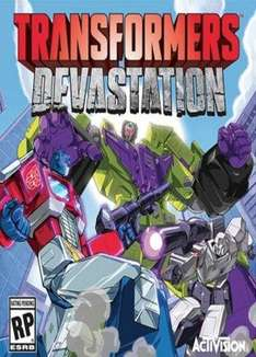 Transformers: Devastation (Steam) @ instant-gaming