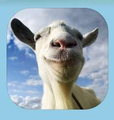 Goat Simulator for iOS now FREE for a LIMITED TIME! Previously £3.99