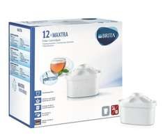 BRITA MAXTRA Water Filter Cartridges - Pack of 12 @ Amazon (Prime) £23.99 (Prime Exclusive)