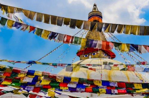 UK - Nepal return flights from £300 January- 31st March 2017 @ Momondo