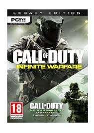 Call of Duty: Infinite Warfare Legacy Edition + Terminal Bonus (PC Steam) 59% off £24.58 / Call of Duty: Infinite Warfare + Terminal Bonus (PC Steam) EU Version + 1 Random Steam Key  77% off £11.86 @ gamesdeal