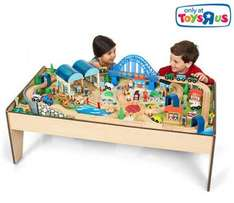 Universe of Imagination All In One Train Table, from Toys R Us was £149.99 now half price £74.99