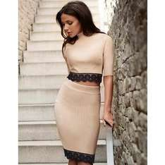 Michelle Keegan for Lipsy size 16 only skirt - £7.99 delivered @ halfcost