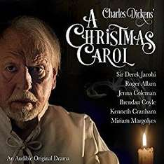 Charles Dickens' A Christmas Carol Audiobook Free for everyone at Audible