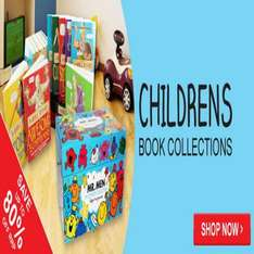 Children's Books Collections - from £5.00 @ The Works