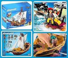 Playmobil Pirate Ship 5678 - £20 in store @ Morrisons