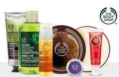 40% off Bodyshop with priority moments